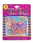 MINI ELASTICS OUCHLESS COLOUR 360PK