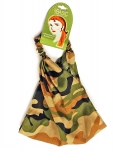 WIDE HEADWRAP COTTON (CAMOUFLAGE)