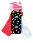 HEAD WRAP (SMILEY FACE) 3 PACK