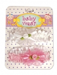 BABY HAIR ACCESSORIES (3 HEADWRAPS)