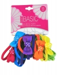 NO METAL ELASTICS WITH BOW 18PK