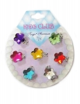 RINGS FLOWER SHAPE 7PK