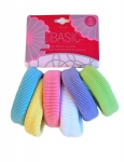 LARGE PONY-O'S BRIGHT/PASTEL/BASIC 6PK