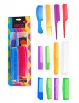 ASSORTED COMBS 12PK