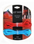 SHOELACES 45 INCH 2PK