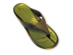 100 % RUBBER SANDELS FLIP FLOP SHAPE (MEN)
