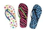 FLIP FLOP PADDED (PRINTED) LADIES